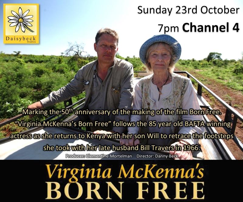 Born Free - TV Publicity