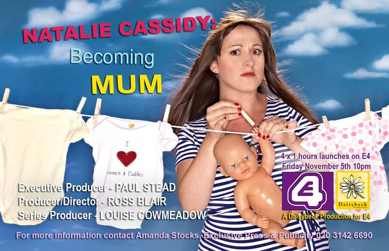 Natalie Cassidy: Becoming Mum