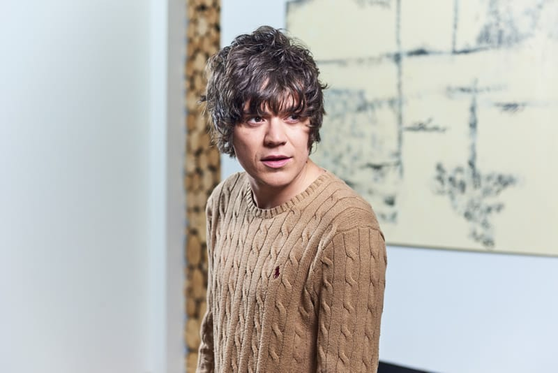 Frankie Cocozza - Celebs Go Dating