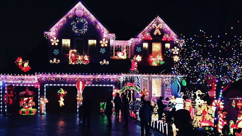The World's Best Christmas Lights